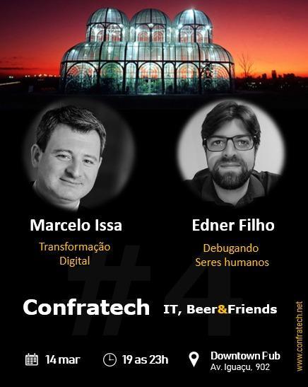 ConfraTech 4ª Edição: Transformação Digital e Debugando Seres Humanos